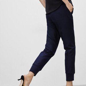 Aritzia Babaton Vincent pull on jogger pants xs